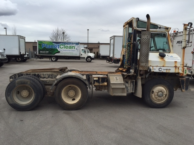 Yard Truck-Heavy Duty Tractors-Capacity Of Texas-2009-TJ6500T-DELTA-BC-133,814 km-$27,500
