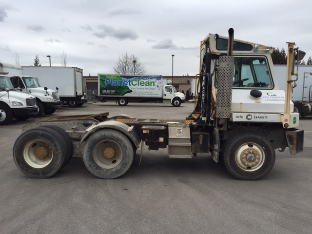 Yard Truck-Heavy Duty Tractors-Capacity Of Texas-2009-TJ6500T-DELTA-BC-478,130 km-$13,000