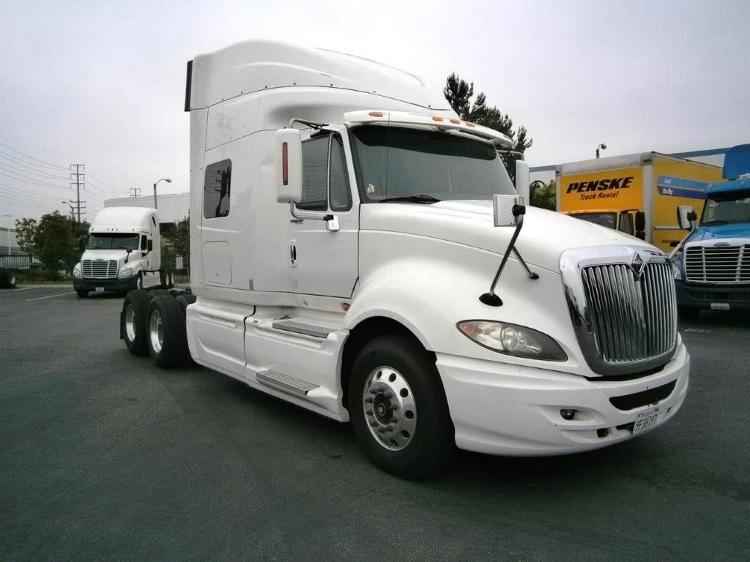 Sleeper Tractor-Heavy Duty Tractors-International-2009-ProStar-TORRANCE-CA-602,885 miles-$27,000