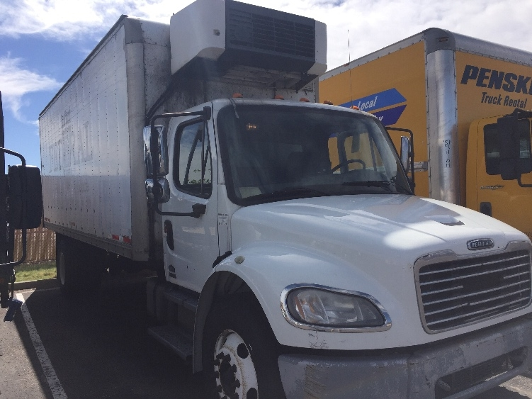 Reefer Truck-Light and Medium Duty Trucks-Freightliner-2010-M2-COLORADO SPRINGS-CO-212,069 miles-$15,000