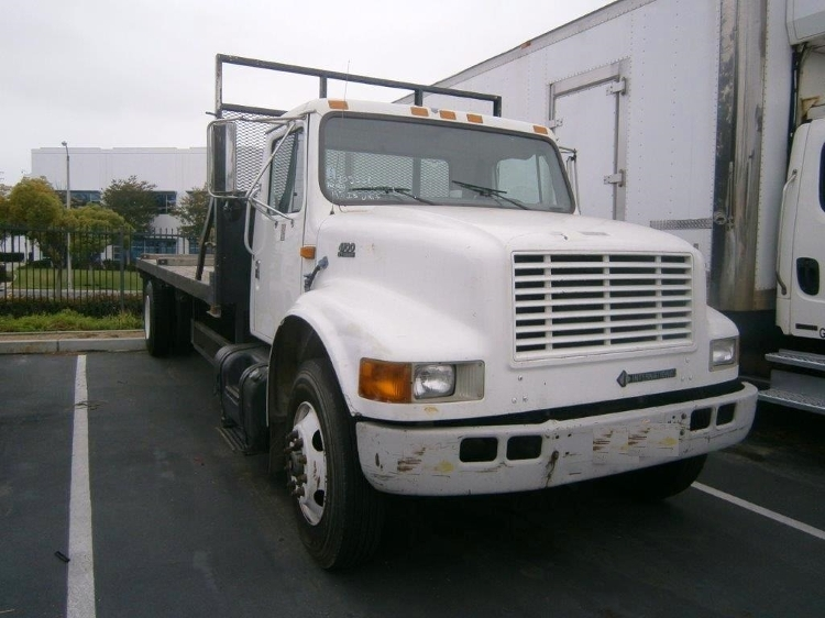 Flatbed Truck-Light and Medium Duty Trucks-International-2000-4700-LA MIRADA-CA-329,956 miles-$5,000
