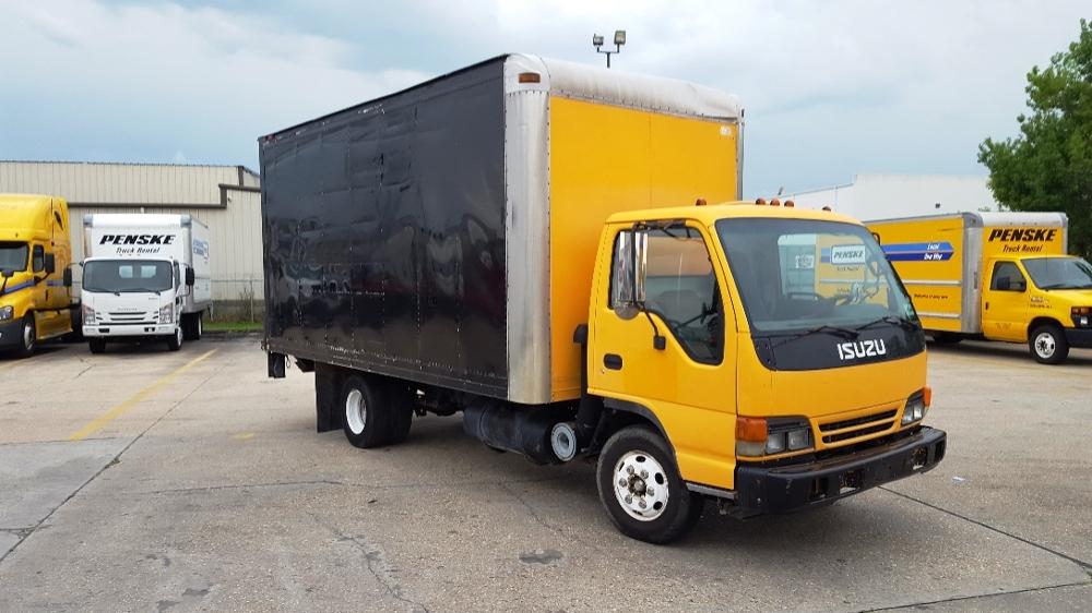 Medium Duty Box Truck-Light and Medium Duty Trucks-Isuzu-1999-NPR-BATON ROUGE-LA-241,611 miles-$3,250