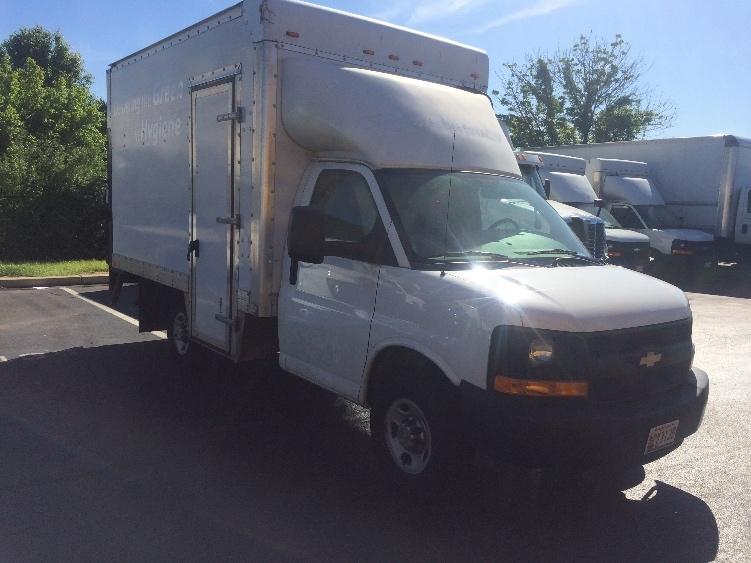 Light Duty Box Truck-Light and Medium Duty Trucks-Chevrolet-2013-G33503-JESSUP-MD-90,260 miles-$22,000