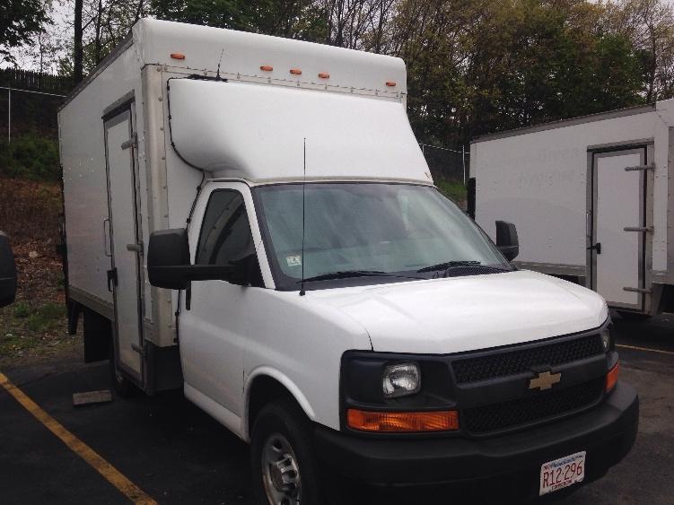 Light Duty Box Truck-Light and Medium Duty Trucks-Chevrolet-2013-G33503-LAWRENCE-MA-123,612 miles-$18,750