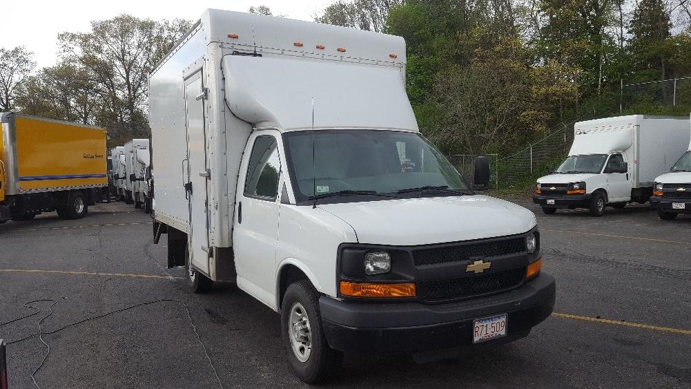 Light Duty Box Truck-Light and Medium Duty Trucks-Chevrolet-2014-G33503-LAWRENCE-MA-88,416 miles-$26,000