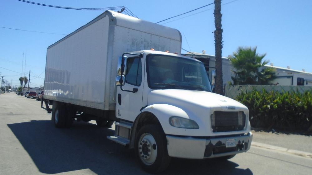Medium Duty Box Truck-TRUCK-Freightliner-2003-M2-LA MIRADA-CA-224,053 miles-$18,250