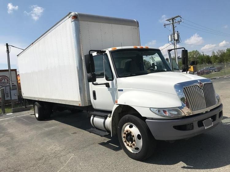 Medium Duty Box Truck-Light and Medium Duty Trucks-International-2012-4300-SOUTH BOSTON-VA-169,546 miles-$34,750