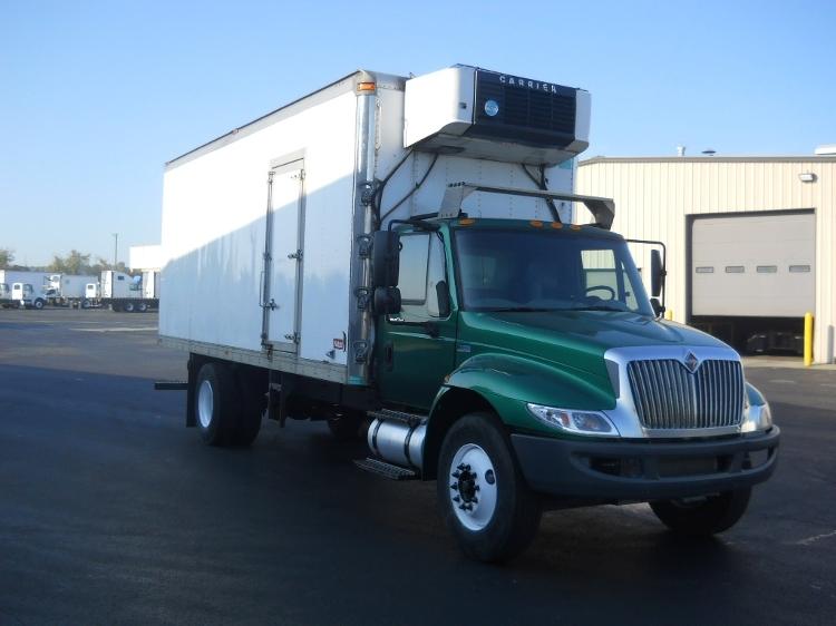 Reefer Truck-Light and Medium Duty Trucks-International-2014-4300M7-MIDDLEFIELD-OH-68,314 miles-$44,250