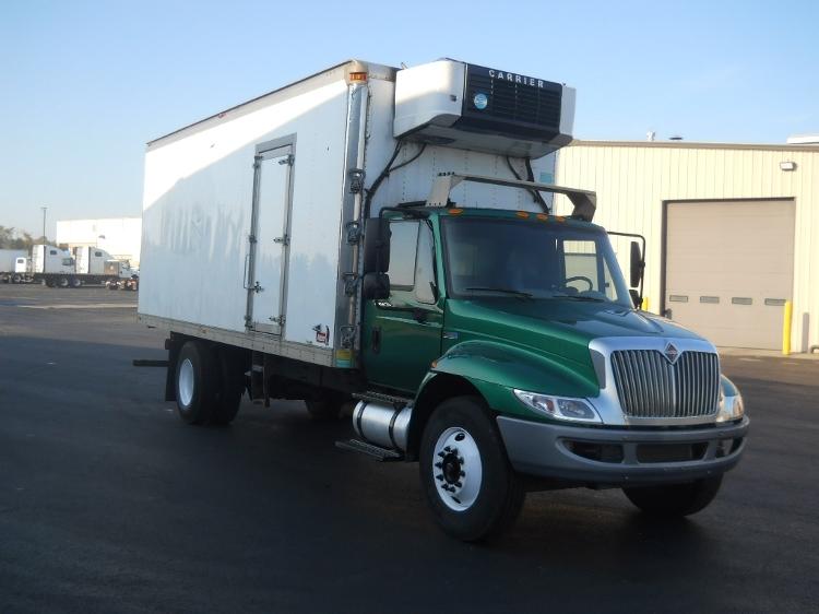 Reefer Truck-Light and Medium Duty Trucks-International-2014-4300M7-MIDDLEFIELD-OH-92,280 miles-$42,750
