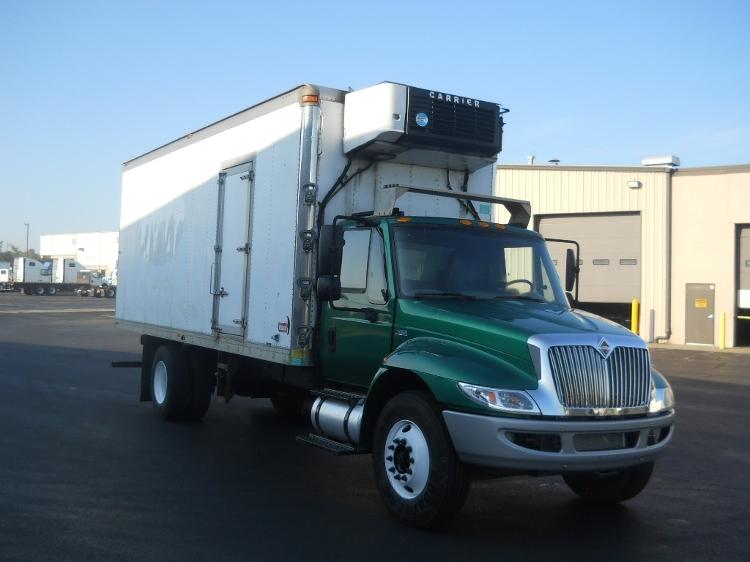 Reefer Truck-Light and Medium Duty Trucks-International-2015-4300M7-MIDDLEFIELD-OH-57,323 miles-$54,500