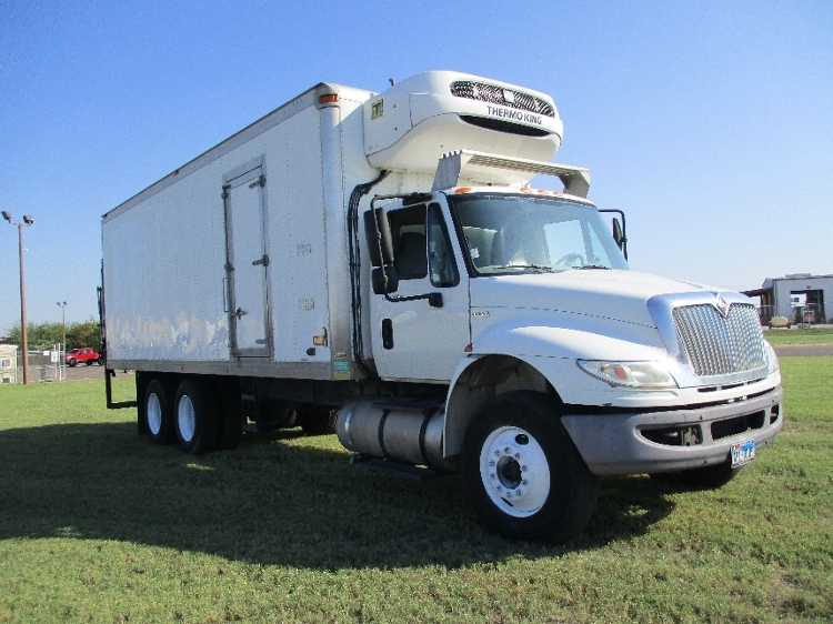 Reefer Truck-Light and Medium Duty Trucks-International-2010-4400-PHARR-TX-131,960 miles-$15,000