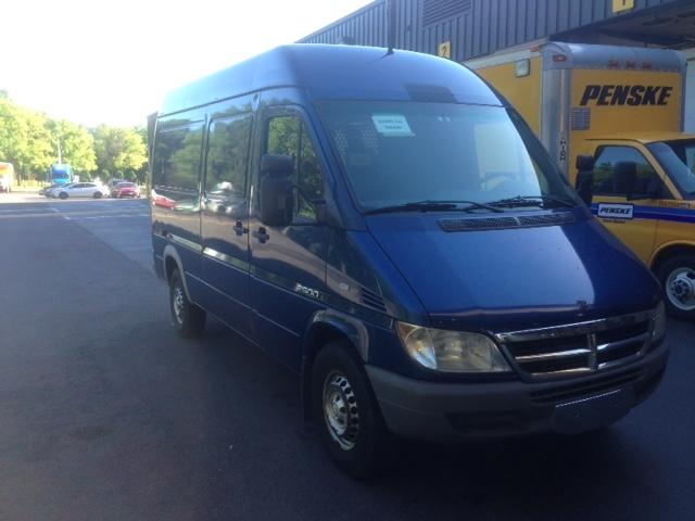 Cargo Van (Panel Van)-Light and Medium Duty Trucks-Dodge-2006-Mercedes Sprinter-READING-PA-240,375 miles-$8,500