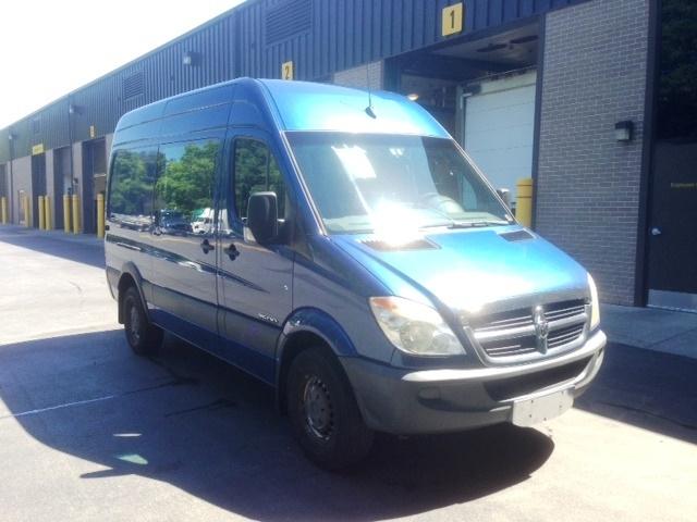 Cargo Van (Panel Van)-Light and Medium Duty Trucks-Dodge-2008-Mercedes Sprinter-READING-PA-269,325 miles-$5,500