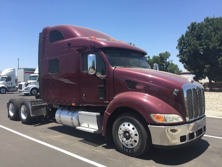 Sleeper Tractor-Heavy Duty Tractors-Peterbilt-2009-387-LA MIRADA-CA-925,849 miles-$19,250