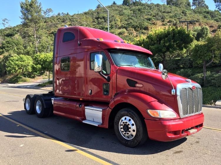 Medium Duty Box Truck-Heavy Duty Tractors-Peterbilt-2011-387-TORRANCE-CA-685,629 miles-$38,500