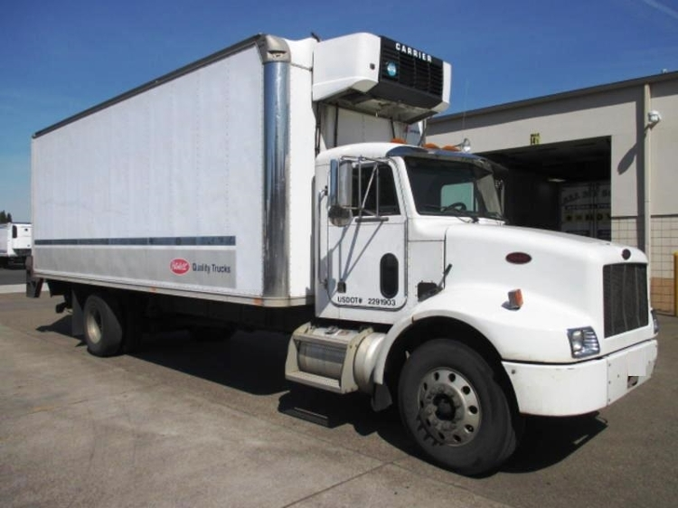 Reefer Truck-Light and Medium Duty Trucks-Peterbilt-2004-330-CLACKAMAS-OR-215,423 miles-$23,500