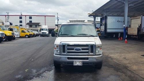 Reefer Truck-Light and Medium Duty Trucks-Ford-2008-E350-HONOLULU-HI-126,646 miles-$10,000