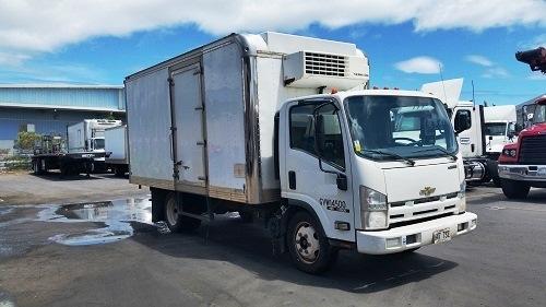 Reefer Truck-Light and Medium Duty Trucks-Chevrolet-2009-W4500-HONOLULU-HI-121,033 miles-$15,000