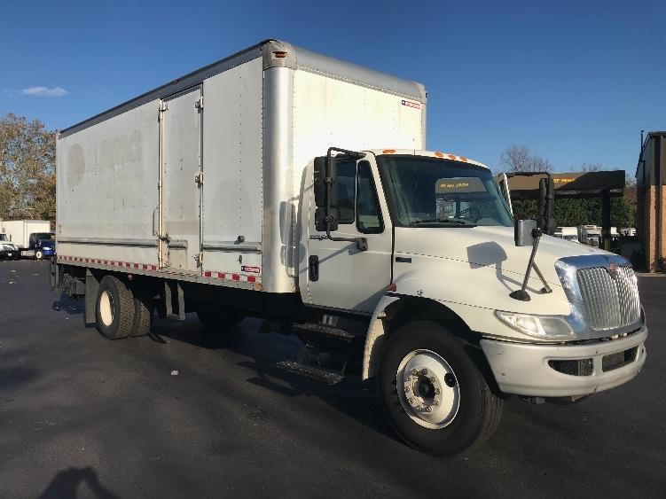 Medium Duty Box Truck-Light and Medium Duty Trucks-International-2012-4300-CAPITOL HEIGHTS-MD-148,366 miles-$10,000