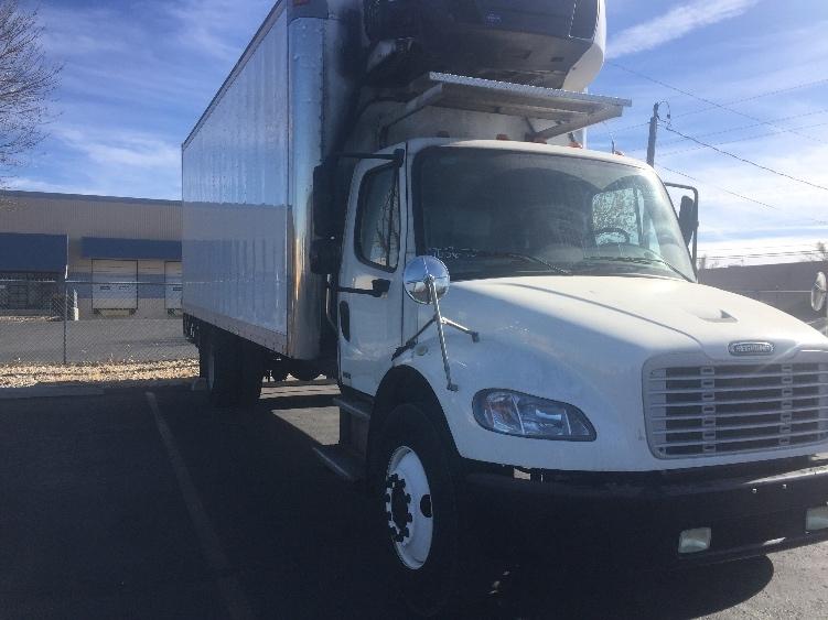Reefer Truck-Light and Medium Duty Trucks-Freightliner-2011-M2-ALBUQUERQUE-NM-91,754 miles-$48,000