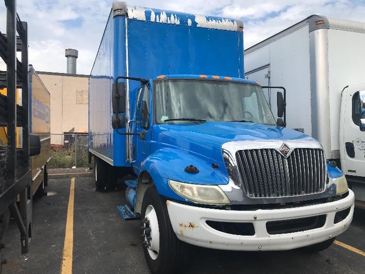 Medium Duty Box Truck-Light and Medium Duty Trucks-International-2008-4300-MEDFORD-MA-253,482 miles-$5,500