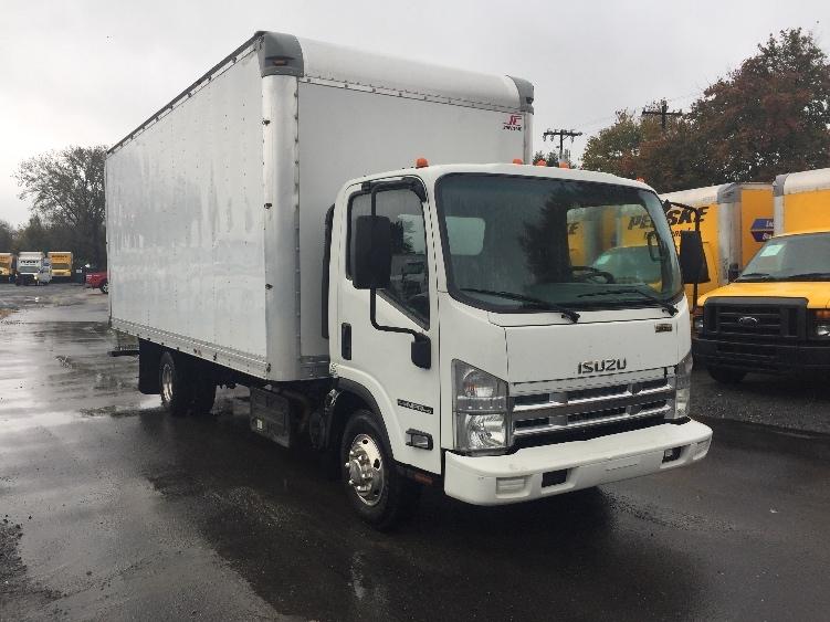 Medium Duty Box Truck-Light and Medium Duty Trucks-Isuzu-2014-NPR-CHARLOTTE-NC-82,152 miles-$36,250