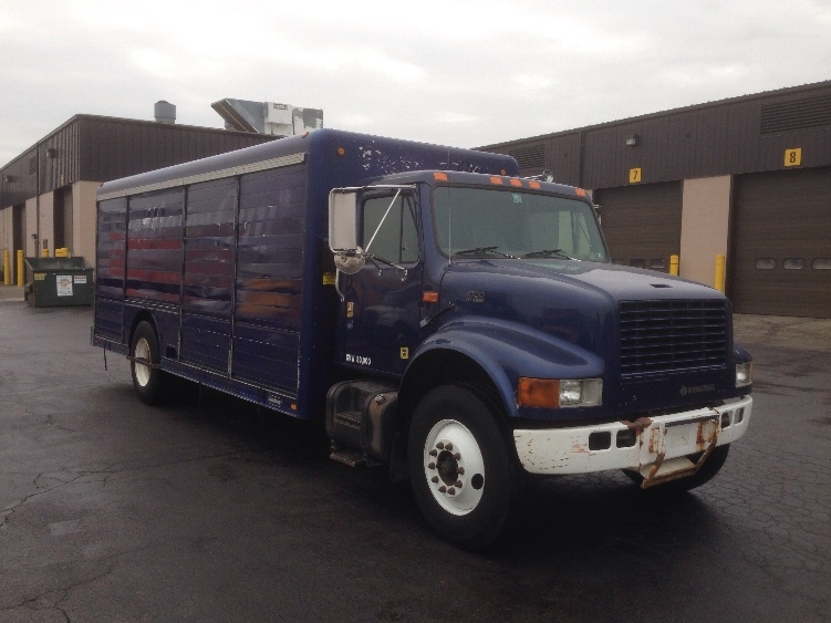 Beverage Truck-Light and Medium Duty Trucks-International-2000-4700-READING-PA-265,929 miles-$3,750