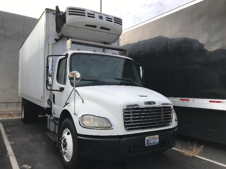 Reefer Truck-Light and Medium Duty Trucks-Freightliner-2007-M2-LAS VEGAS-NV-225,985 miles-$17,250