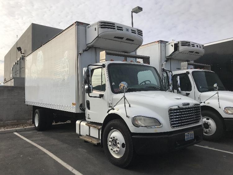 Reefer Truck-Light and Medium Duty Trucks-Freightliner-2007-M2-LAS VEGAS-NV-258,365 miles-$16,250