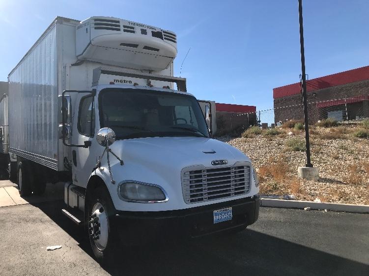 Reefer Truck-Light and Medium Duty Trucks-Freightliner-2007-M2-LAS VEGAS-NV-259,621 miles-$20,000