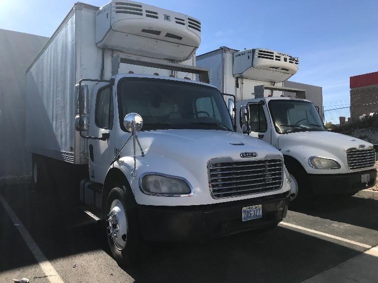 Reefer Truck-Light and Medium Duty Trucks-Freightliner-2007-M2-LAS VEGAS-NV-272,258 miles-$12,000