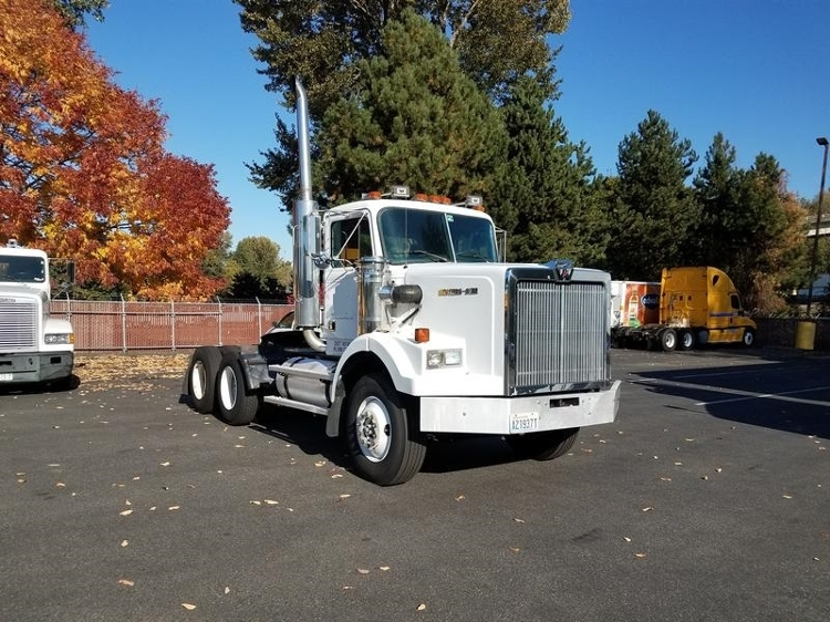 Day Cab Tractor-Heavy Duty Tractors-Western Star-1989-4800-TUKWILA-WA-217,125 miles-$10,750