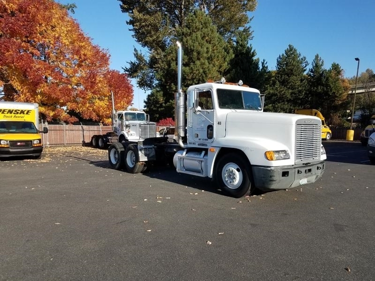 Day Cab Tractor-Heavy Duty Tractors-Freightliner-1997-FLD12064-TACOMA-WA-153,310 miles-$15,000