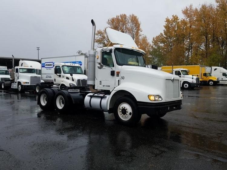Day Cab Tractor-Heavy Duty Tractors-International-2003-9100-TACOMA-WA-159,337 miles-$15,000