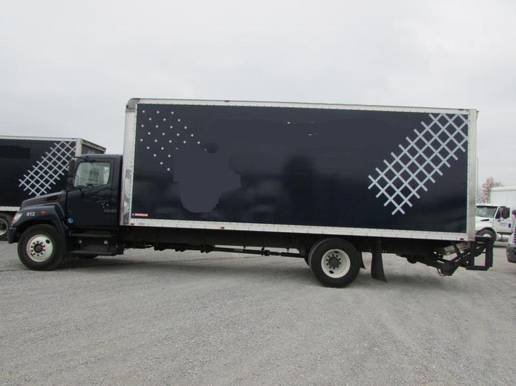 Medium Duty Box Truck-Light and Medium Duty Trucks-Hino-2013-268-SMYRNA-TN-61,682 miles-$54,250