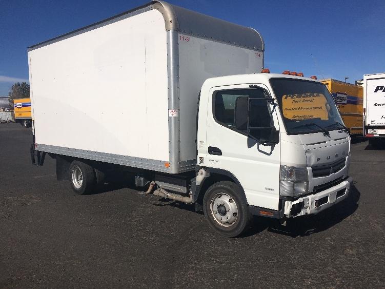 Medium Duty Box Truck-Light and Medium Duty Trucks-Mitsubishi-2012-FE160-SPARKS-NV-112,139 miles-$28,000
