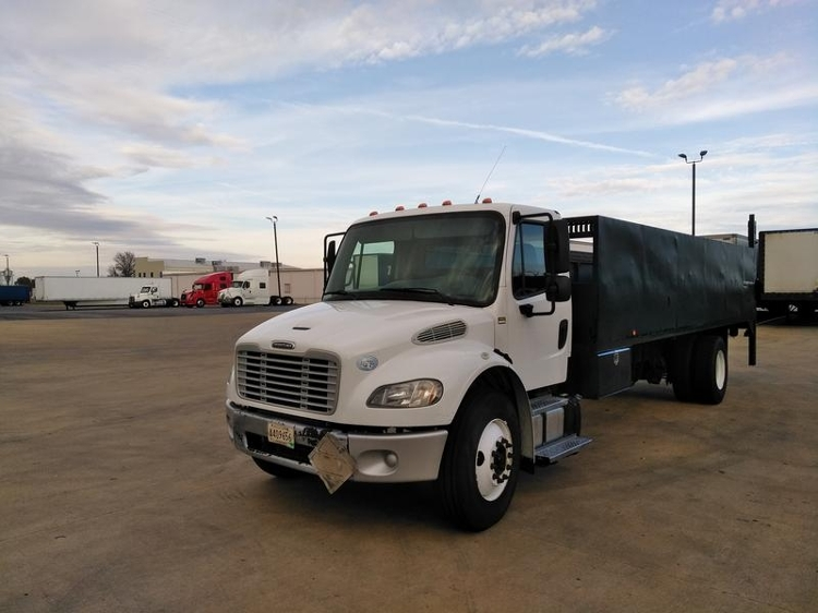 Flatbed Truck-Light and Medium Duty Trucks-Freightliner-2013-M2-OLIVE BRANCH-MS-168,280 miles-$42,250