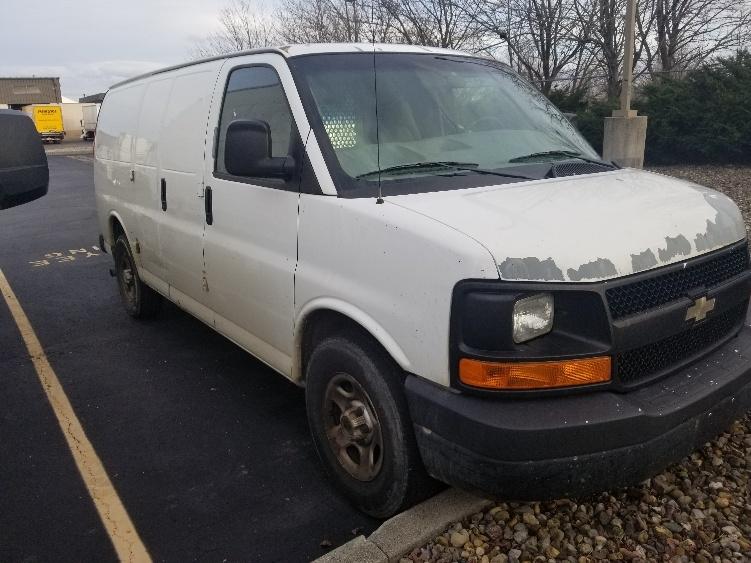 Cargo Van (Panel Van)-Light and Medium Duty Trucks-Chevrolet-2004-EXPRESS-INDIANAPOLIS-IN-277,456 miles-$2,250