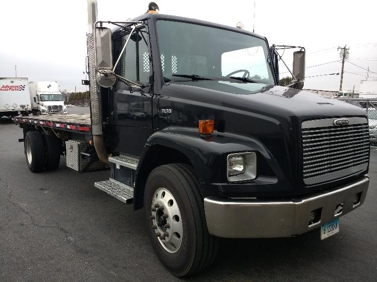 Flatbed Truck-Light and Medium Duty Trucks-Freightliner-2002-FL70-EAST WINDSOR-CT-432,930 miles-$9,250