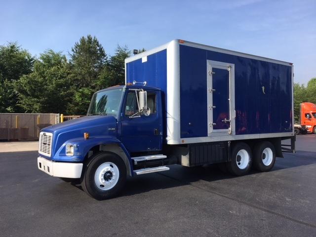 Medium Duty Box Truck-Light and Medium Duty Trucks-Freightliner-1999-FL80-ESSEX-MD-331,841 miles-$6,500