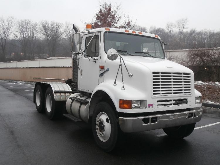 Day Cab Tractor-Heavy Duty Tractors-International-1999-8100-WATERBURY-CT-195,844 miles-$13,000