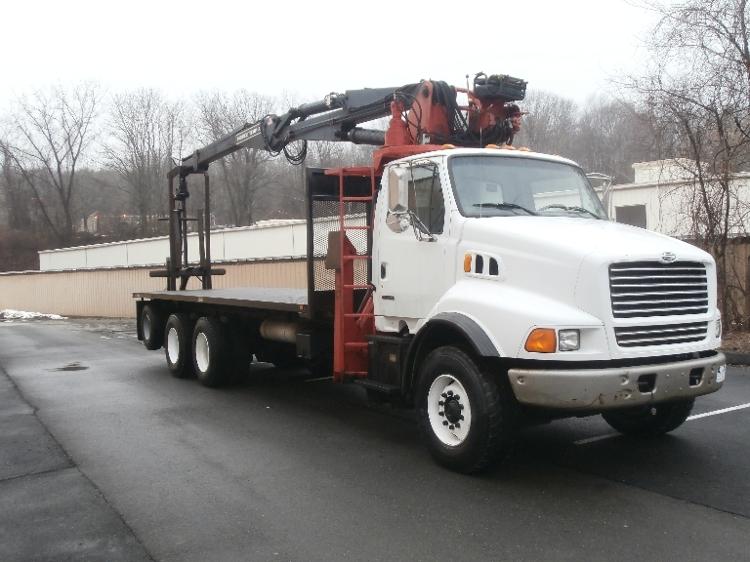 CRANE-Light and Medium Duty Trucks-Sterling-2000-LT9500-READING-PA-111,411 miles-$44,000