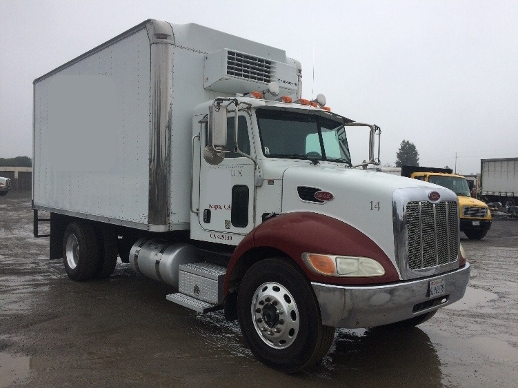 Reefer Truck-Light and Medium Duty Trucks-Peterbilt-2008-335-SANTA ROSA-CA-239,758 miles-$26,500
