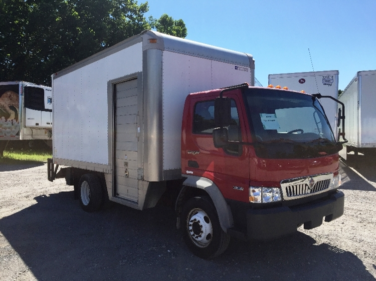 Medium Duty Box Truck-Light and Medium Duty Trucks-International-2008-CF600-READING-PA-157,573 miles-$12,750