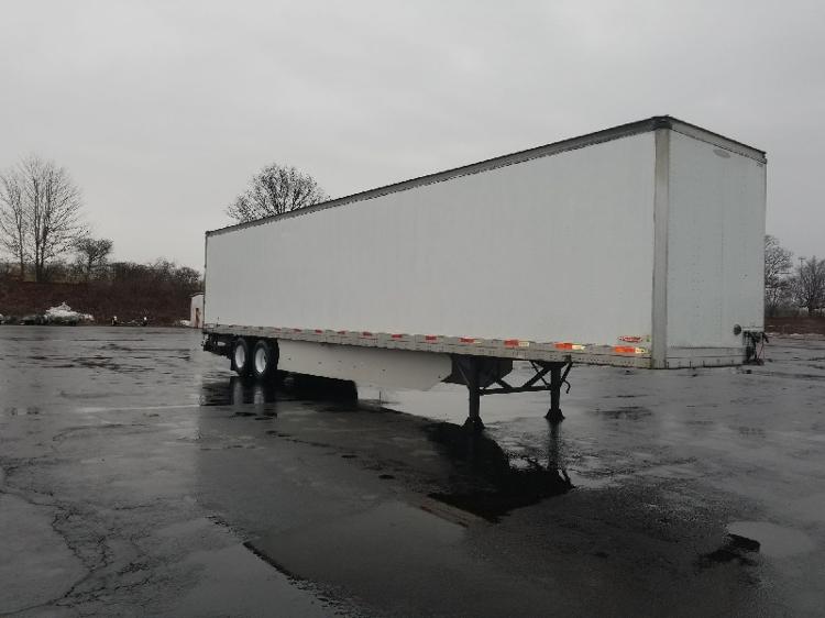 Dry Van Trailer-Semi Trailers-Trailmobile-2009-Trailer-WHITE DEER-PA-1 miles-$13,500