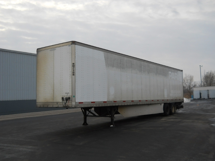 Dry Van Trailer-Semi Trailers-Trailmobile-2009-Trailer-MIDDLEFIELD-OH-0 miles-$12,000