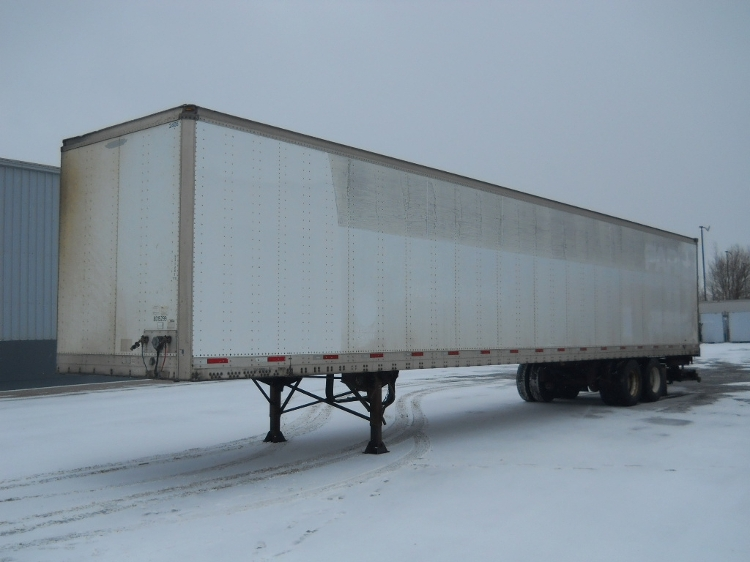 Dry Van Trailer-Semi Trailers-Trailmobile-2009-Trailer-MIDDLEFIELD-OH-0 miles-$11,250