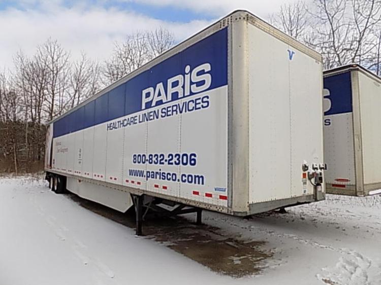 Dry Van Trailer-Semi Trailers-VANGUARD TRAILER-2013-Trailer-CORSICA-PA-0 miles-$20,250