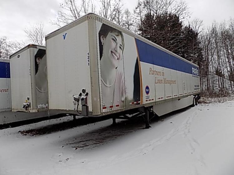 Dry Van Trailer-Semi Trailers-VANGUARD TRAILER-2011-Trailer-CORSICA-PA-0 miles-$18,000