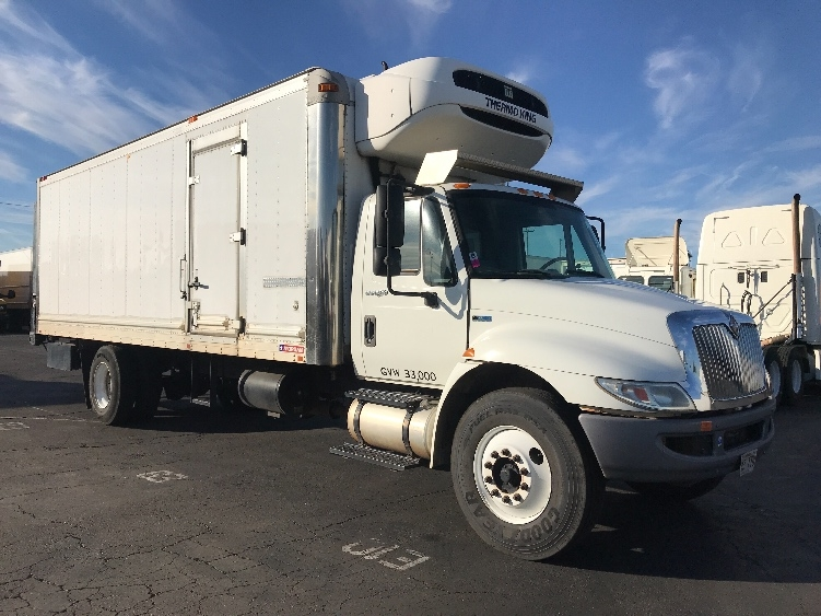 Reefer Truck-Light and Medium Duty Trucks-International-2013-4300-TORRANCE-CA-87,808 miles-$32,500